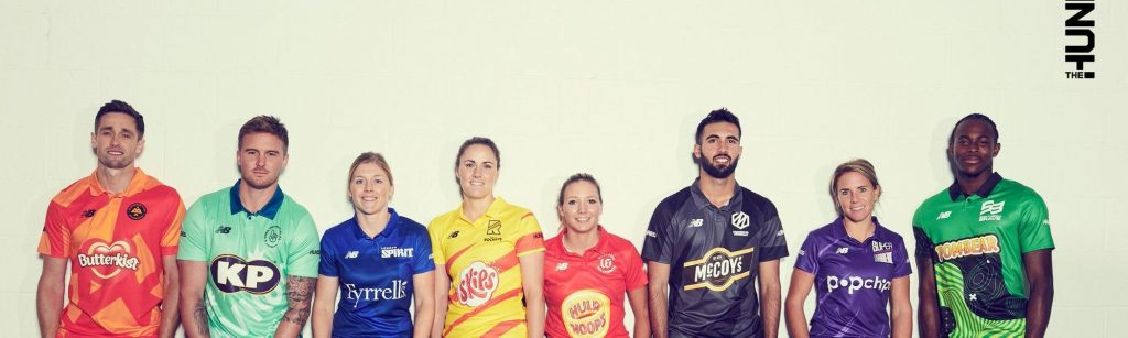 The Hundred Betting - Bet On The New 100-Ball Cricket Competition